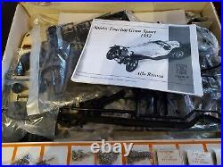 Pocher 1932 Alfa Romeo Spider Touring Gran Sport 18 Plastic Model Parts Car Kit