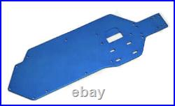 RARE Team Associated BLUE Anodized Chassis RC10GT2 Vintage Rc 7890