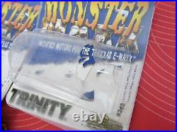 RARE Vintage Trinity Monster Maxx Wild 550 19T Modified Motor (2) Traxxas E-Maxx