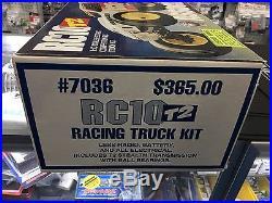 Rc10 T2 Truck Kit Package Rc10 Rc10t Vintage Associated Vintage Rc Lot Novak