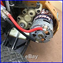 RC10 Team Car Graphite Chassis, Vintage, RTR, Stealth transmission