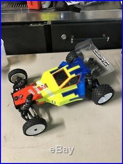RC10 Team Car Stealth Plus Parts Lot, vintage RC