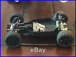 RC10 Vintage Lot Cars Parts