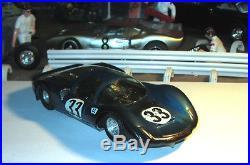 RUSSKIT Porsche Carrera, Vintage slot car parts, Cox MPC
