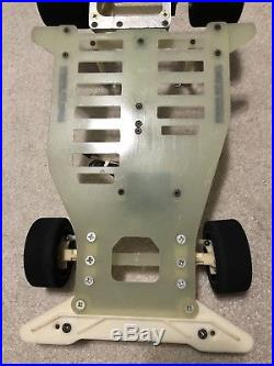 Rare Team Associated RC 10L Roller Chassis Vintage RC RC10 RC10L