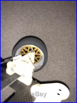 Rare Team Associated RC 10L Roller Chassis Vintage RC RC10 RC10L With BBS