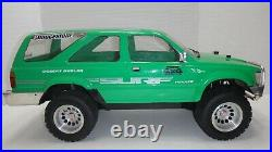 Rare Vintage 1/9 Kyosho Toyota 4Runner Hilux Surf 4WD pathfinder tamiya
