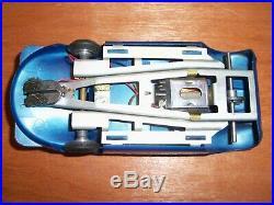 Rare Vintage Cox Super Cuc La Cucaracha 1/24 Slot Car For Parts Or Restoration