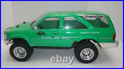 Rare Vintage Kyosho Toyota Hilux Surf 1/9 Scale 4 Runner 4WD tamiya rc4wd