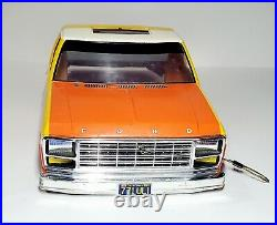 Rare Vintage Tamiya Original Ford F150 Ranger XLT RC 1/10 scale Body Only CLEAN