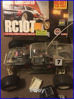 Rtr Vintage Team associated rc10T kit #7035 team kit withbox