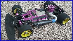 Serpent Impact 2 vintage pan car nitro mugen