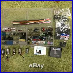 Tamiya 1/10 TA03 body and many extras vintage SUBARU IMPREZAWRC For Parts