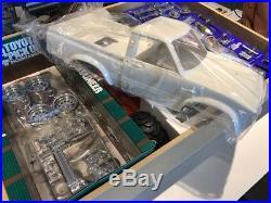 Tamiya 58111 NIB Vintage R/C Toyota 4x4 Pickup Mountaineer bruiser