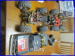 Tamiya Blackfoot Vintage Tamiya Vintage Rc Car Vintage Rc Monster Truck Original