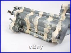 Tamiya Bruiser Mountaineer Vintage Cast Aluminum 3 Speed Transmission 4X4 Scale