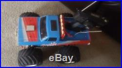 Tamiya Clodbuster / Clodbuster / Vintage Rc Truck / Tamiya Bullhead