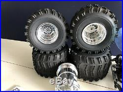 Tamiya Clodbuster /ESP Clodzilla Aluminum Monster Truck Vintage Parma Bigfoot