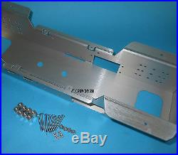 Tamiya Clodbuster Sassy Chassis Aluminum NIP Vintage RC Part