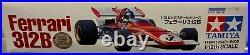 Tamiya Ferrari 312B 112 48 limited Edition Photo-Etched Parts Big Scale Vintage