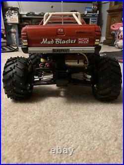 Tamiya Mud Blaster Vintage Blackfoot Monster Beetle
