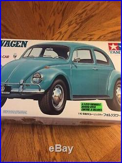 Tamiya RC VW 1/10 Scale Vintage Radio Control Volkswagen Beetle