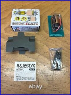 Tamiya RX-540 VZ Technigold Motor, Item 50290, New with Box (Vintage, Avante)