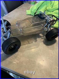 Tamiya VINTAGE Chassis Ford Ranger XLT Sand Scorcher Rough Rider Hulix Blazer