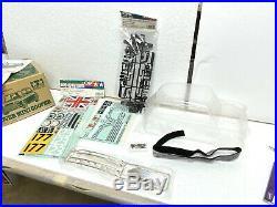 Tamiya VINTAGE + RARE 1/10 Rover Mini Cooper Racing BODY 50567