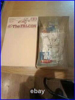 Tamiya Vintage Falcon body set boxed RARE