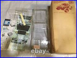 Tamiya Vintage RC Car Nissan King Cab Chassis Spare Parts Body Set