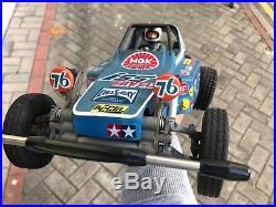 Tamiya Vintage Rough Rider Buggy Champ RC Buggy Used Very Good Condution