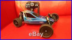 Team Associated RC10 B3! Blue Vintage Awesome