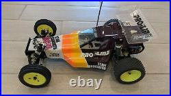 Team Associated Re-release RC10 Worlds Car withOG Parts Vintage RC