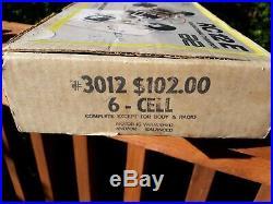 Team Associated rc12e Vintage Edinger kit 1978 BRAND NEW IN BOX