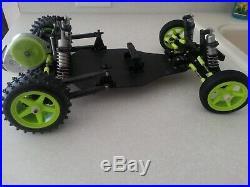 Team Losi JRX2 Vintage Buggy 5-link arm system