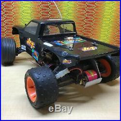 Team Losi JRxT, 1/10 Electric 2 wheel Drive Vintage Monster Truck