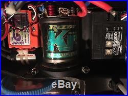 Team Losi XXX-4 4wd Buggy custom Mint w Box VINTAGE xxx4