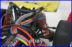Team Losi XXX Bk2 Vintage Rc Car Vintage Rc Motor