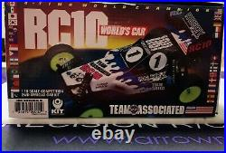 Team associated rc10 vintage Worlds Car