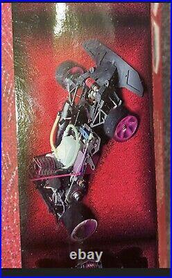 Team magic vintage Vampire 2wd nitro on-road car Serpent BMT NIB RARE R/c