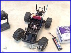 Traxxas Sledgehammer Vintage Rc Truck Look Good Condition