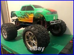 Traxxas T-Maxx 2.5 4x4 Monster Truck Vintage CHEAP