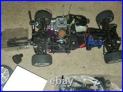 Used HPI RS4 vintage rc car nitro make a offer
