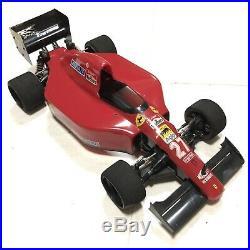 Used Rare Vintage 1/10 RC Yokomo Y10 F1 Ferrari 642 FREE SHIPPING