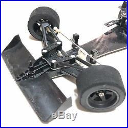 Used Vintage Tamiya 1/10 RC F1 F102 Ferrari 643 Rolling Chassis FREE SHIPPING