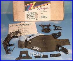 VINTAGE ANDY'S R/C 3470 PRO RACE CHASSIS KIT for ASSOCIATED RC10 USED PARTS