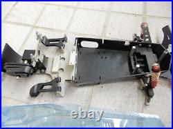 VINTAGE Ishipla Monster parts car