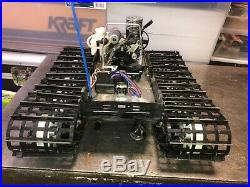 VINTAGE Kyosho NITRO Blizzard RC FOR PARTS OR REPAIR RESTORE LOT #2