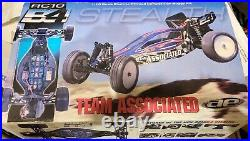 VINTAGE Team Associated RC10 B4 RC race buggy